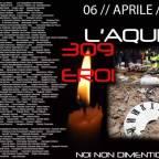 L' Aquila 6 Aprile 2009, per non dimenticare